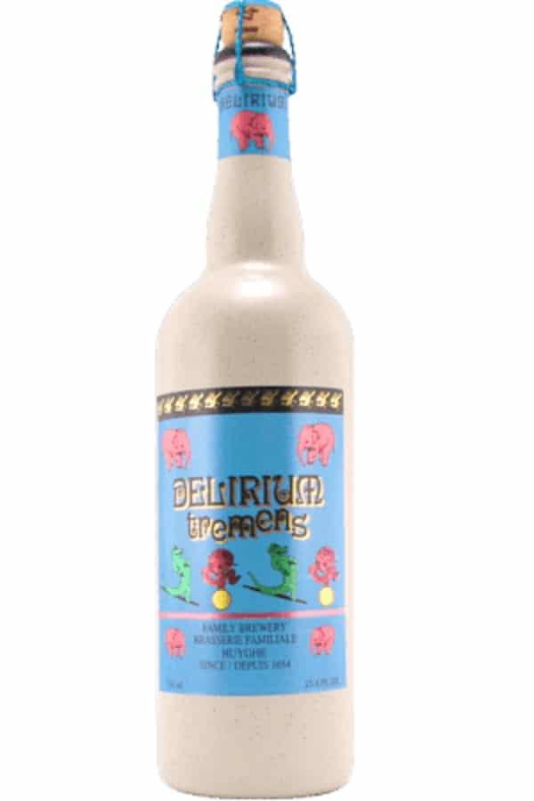Delirium Tremens bottle