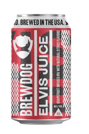 Elvis Juice Cans (pack of 24)