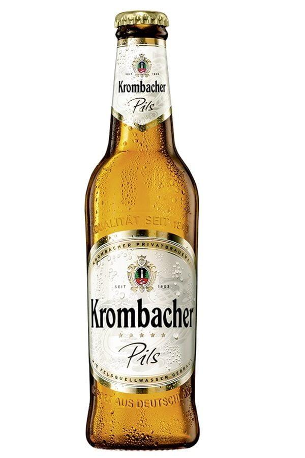 Krombacher Pils (pack of 12)