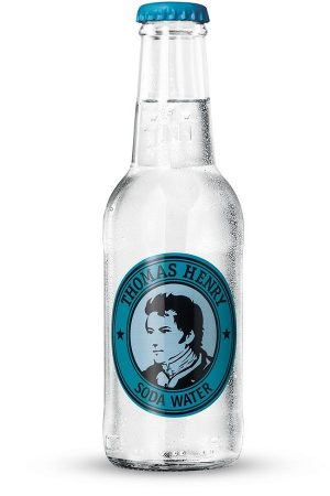 Thomas Henry Soda Water (pack of 6)