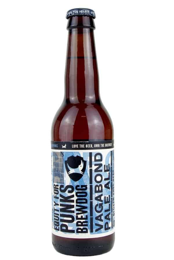 Vagabond Pale Ale bottle