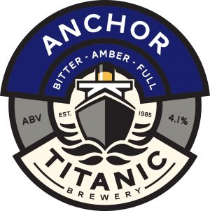 Titanic Anchor (pack of 8)