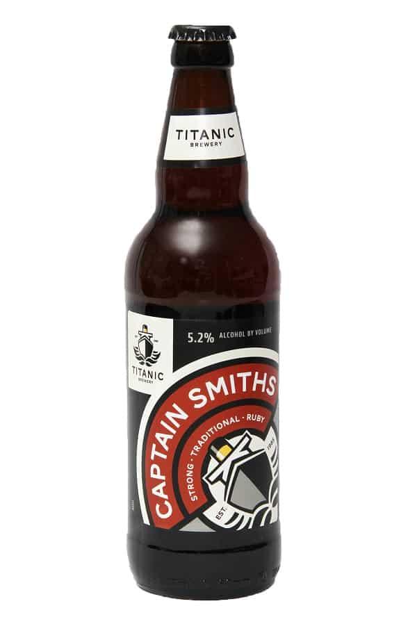 Captain Smith bottle