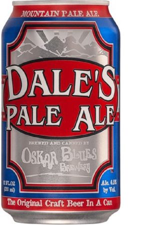 Dale's Pale Ale Can O.O.D