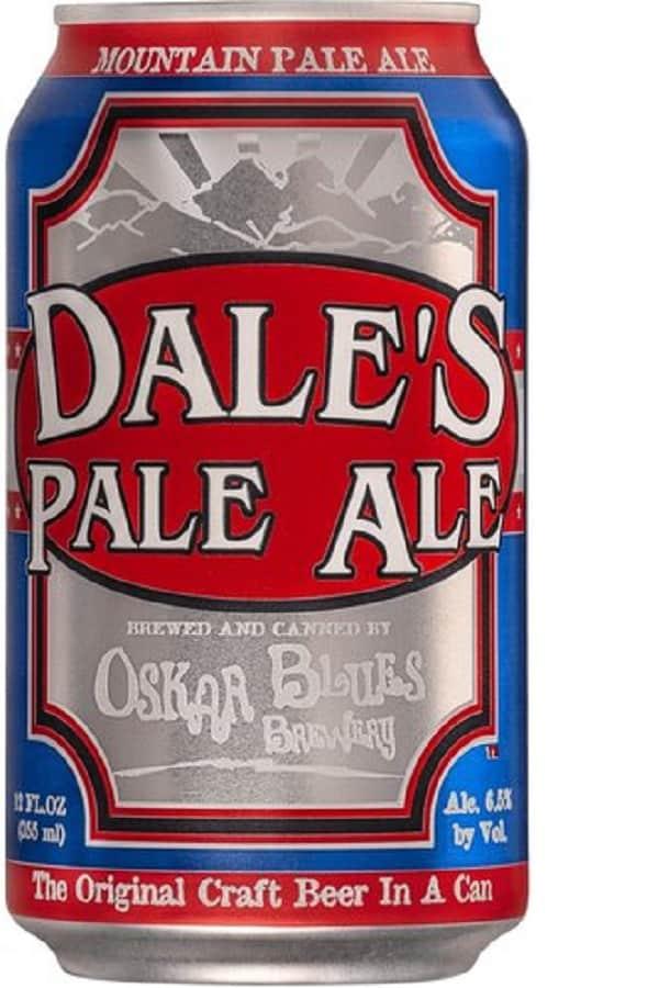 Dale's Pale Ale Can O.O.D