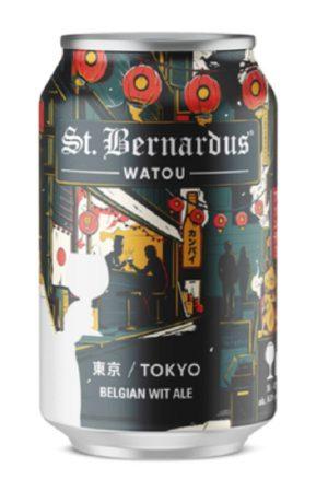St Bernardus Tokyo Can