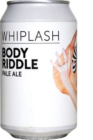 Whiplash Body Riddle Pale Ale Can