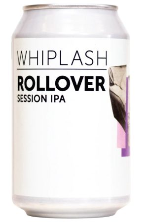 Whiplash Rollover IPA Can