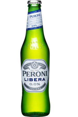 Peroni Libera Alcohol Free (pack of 12)