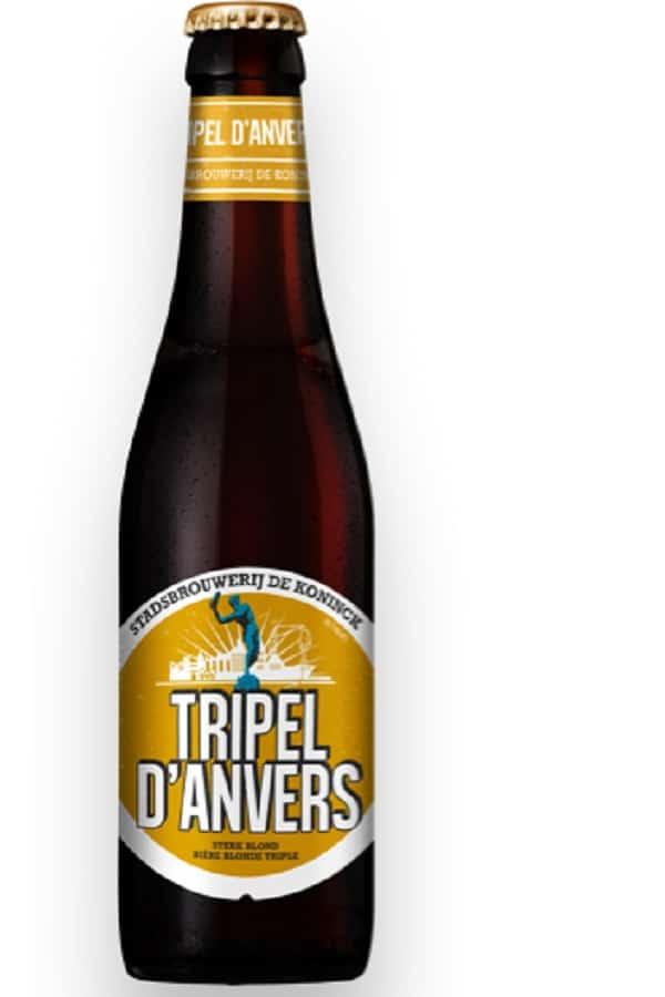 Cerveja Jimmy Eagle Belgian Tripel Eddie Horse 500ml   RS Beer