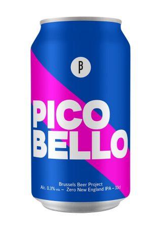 Pico Bello Alcohol Free Can