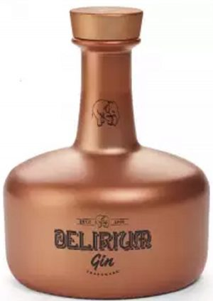 Delirium Tremens Distilled Gin