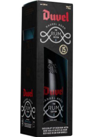 Duvel Barrel Aged Batch No. 5 Rum Edition 75cl