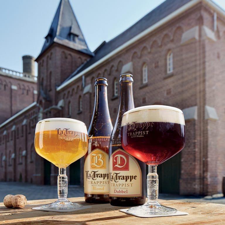 La Trappe Beer