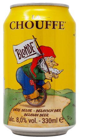 La Chouffe Can