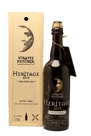 Straffe Heritage 2019 in Wooden Box