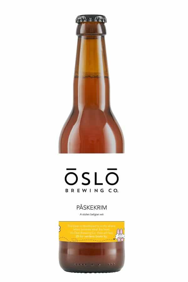 Oslo Paskekrim Easter Beer