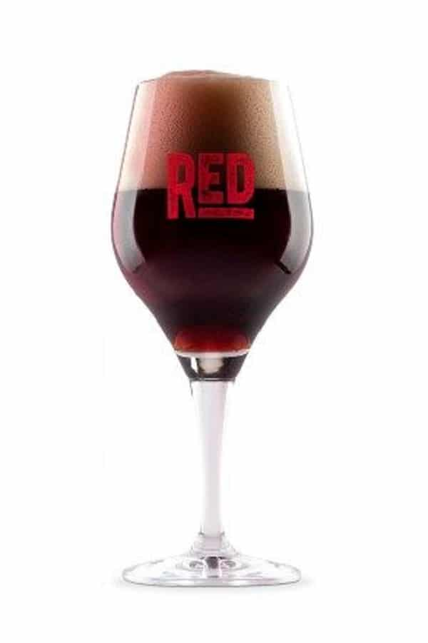 Petrus Red Glass