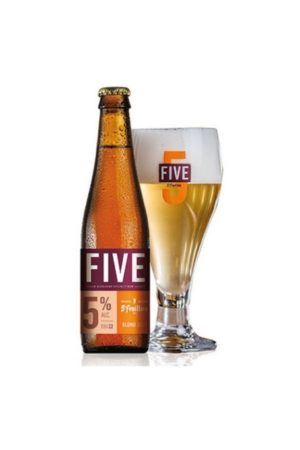 20 St Feuillien Five and FREE Glass **Special Offer**