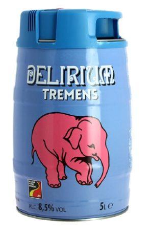Delirium Tremens 5l Party Can (Mini Keg)