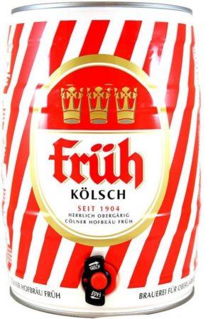 Fruh Kolsch 5l Party Can (Mini Keg)