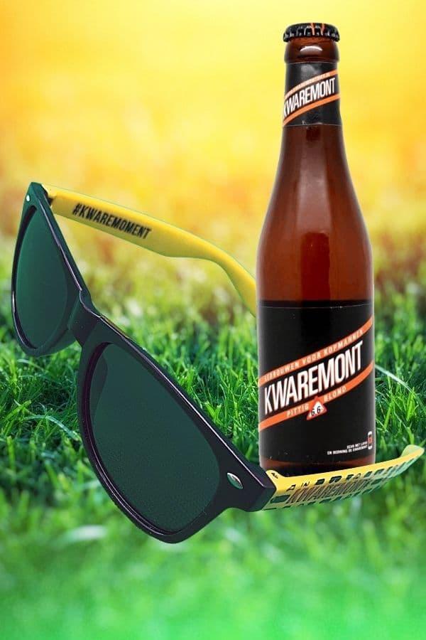 Kwaremont Belgian Beer x 12 and Free Sunglasses