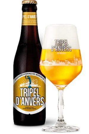 Tripel D'Anvers Glass 25cl