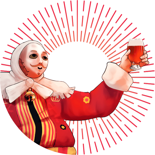Amber beers, online beer delivery, click and collect, The Belgian Beer Company