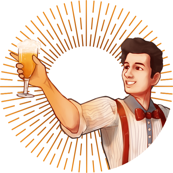 Wheat Beers, online beer delivery, click and collect, The Belgian Beer Company